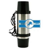 NFL Detroit Lions Super Thermo Stainless Steel 36 oz. Travel Mug
