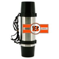 NFL Cincinnati Bengals Super Thermo Stainless Steel 36 oz. Travel Mug