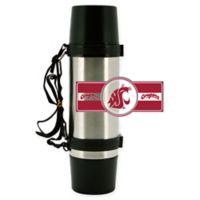 Washington State University Super Thermo Stainless Steel 36 oz. Travel Mug