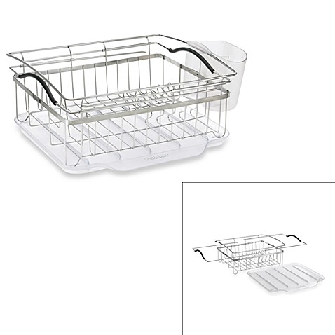 Polder® 3-Piece Compact Dish Rack System