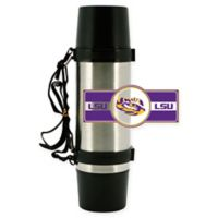 Louisiana State University Super Thermo Stainless Steel 36 oz. Travel Mug