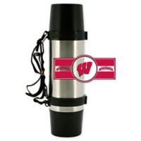 University of Wisconsin Super Thermo Stainless Steel 36 oz. Travel Mug