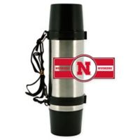 University of Nebraska Super Thermo Stainless Steel 36 oz. Travel Mug