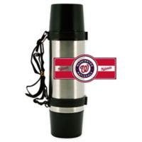 MLB Washington Nationals Super Thermo Stainless Steel 36 oz.Travel Mug