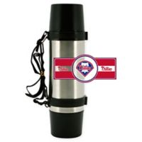 MLB Philadelphia Phillies Super Thermo Stainless Steel 36 oz.Travel Mug
