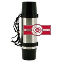 MLB Cincinnati Reds Super Thermo Stainless Steel 36 oz.Travel Mug