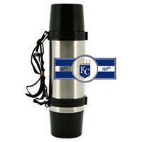 MLB Kansas City Royals Super Thermo Stainless Steel 36 oz.Travel Mug