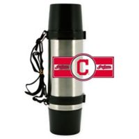 MLB Cleveland Indians Super Thermo Stainless Steel 36 oz.Travel Mug