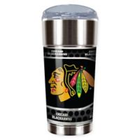 NHL Chicago Blackhawks 24 oz. Vacuum Insulated Stainless Steel EAGLE Party Cup