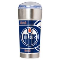 NHL Edmonton Oilers 24 oz. Vacuum Insulated Stainless Steel EAGLE Party Cup