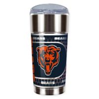 NFL Chicago Bears 24 oz. Vacuum Insulated Stainless Steel EAGLE Party Cup