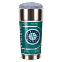 MLB Seattle Mariners 24 oz. Vacuum Insulated Stainless Steel EAGLE Party Cup