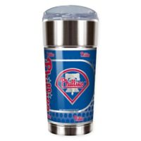 MLB Philadelphia Phillies 24 oz. Vacuum Insulated Stainless Steel EAGLE Party Cup