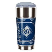 MLB Tampa Bay Rays 24 oz. Vacuum Insulated Stainless Steel EAGLE Party Cup