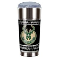 NBA Milwaukee Bucks 24 oz. Vacuum Insulated Stainless Steel EAGLE Party Cup