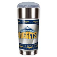 NBA Denver Nuggets 24 oz. Vacuum Insulated Stainless Steel EAGLE Party Cup