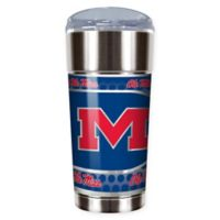 University of Mississippi 24 oz. Vacuum Insulated Stainless Steel EAGLE Party Cup