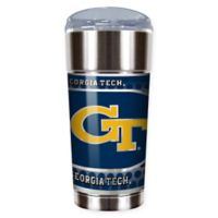 Georgia Tech 24 oz. Vacuum Insulated Stainless Steel EAGLE Party Cup