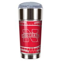 University of Nebraska 24 oz. Vacuum Insulated Stainless Steel EAGLE Party Cup