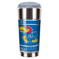 University of Kansas 24 oz. Vacuum Insulated Stainless Steel EAGLE Party Cup