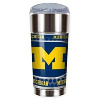 University of Michigan Collegiate 24 oz. Vacuum Insulated Stainless Steel EAGLE Party Cup