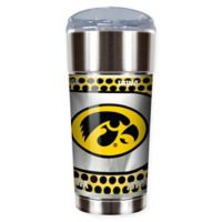 University of Iowa Collegiate 24 oz. Vacuum Insulated Stainless Steel EAGLE Party Cup