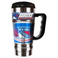 NHL New York Rangers 20 oz. Vacuum Insulated Travel Mug
