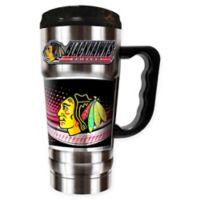 NHL Chicago Blackhawks 20 oz. Vacuum Insulated Travel Mug