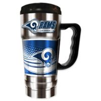 NFL Los Angeles Rams 20 oz. Vacuum Insulated Travel Mug