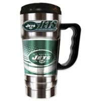 NFL New York Jets 20 oz. Vacuum Insulated Travel Mug