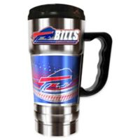 NFL Buffalo Bills 20 oz. Vacuum Insulated Travel Mug