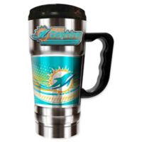 NFL Miami Dolphins 20 oz. Vacuum Insulated Travel Mug