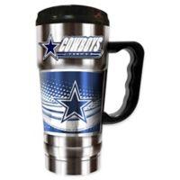 NFL Dallas Cowboys 20 oz. Vacuum Insulated Travel Mug