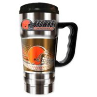 NFL Cleveland Browns 20 oz. Vacuum Insulated Travel Mug