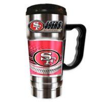 NFL San Francisco 49ers 20 oz. Vacuum Insulated Travel Mug