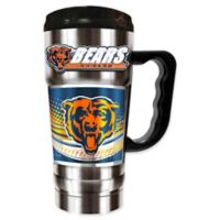 NFL Chicago Bears 20 oz. Vacuum Insulated Travel Mug