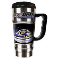 NFL Baltimore Ravens 20 oz. Vacuum Insulated Travel Mug
