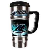 NFL Carolina Panthers 20 oz. Vacuum Insulated Travel Mug