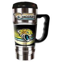 NFL Jacksonville Jaguars 20 oz. Vacuum Insulated Travel Mug
