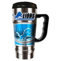 NFL Detroit Lions 20 oz. Vacuum Insulated Travel Mug