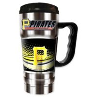 MLB Pittsburgh Pirates 20 oz. Vacuum Insulated Travel Mug