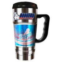 MLB Los Angeles Dodgers 20 oz. Vacuum Insulated Travel Mug