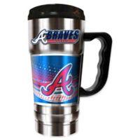 MLB Atlanta Braves 20 oz. Vacuum Insulated Travel Mug