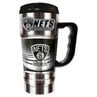 NBA Brooklyn Nets 20 oz. Vacuum Insulated Travel Mug