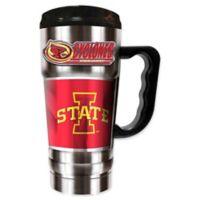 Iowa State University 20 oz. Vacuum Insulated Travel Mug