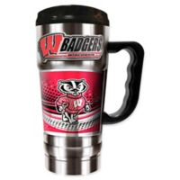 University of Wisconsin 20 oz. Vacuum Insulated Travel Mug