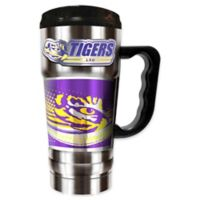 Louisiana State University 20 oz. Vacuum Insulated Travel Mug