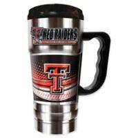 Texas Tech University 20 oz. Vacuum Insulated Travel Mug