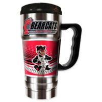 University of Cincinnati 20 oz. Vacuum Insulated Travel Mug