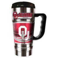 University of Oklahoma 20 oz. Vacuum Insulated Travel Mug